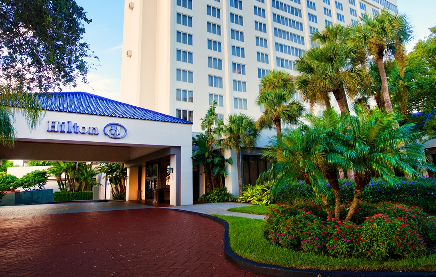 Hilton St. Petersburg Bayfront in St. Petersburg, Florida
